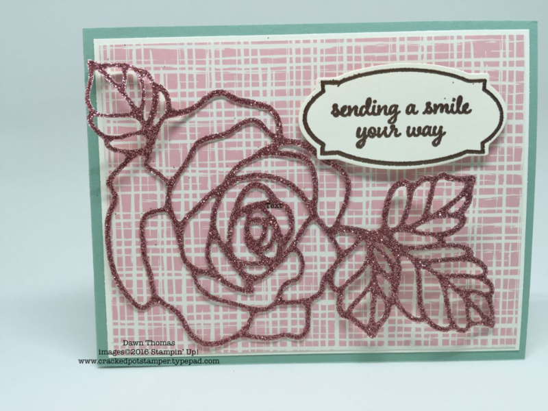 DSC#179, DOstamperSTARS Thursday Home Sweet Home Challenge, #crackedpotstamper, #stampinup
