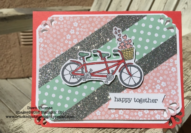 DSC#174-Pedal Pusher Glitter Tape, Dawn Thomas-Cracked Pot Stamper