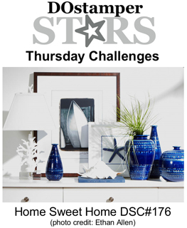 DSC#176-DOstamperSTARS Thursday Challenge
